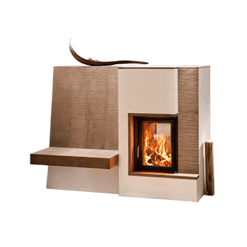 Tiled stoves